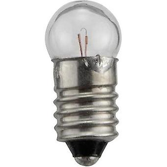 Bicycle bulb 6 V 1.2 W 0.2 A Base=E10 Clear