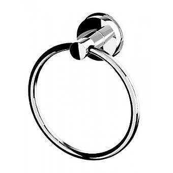 Gecko Stainless Steel Towel Ring