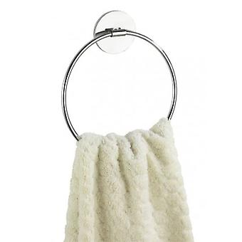 Wenko turbo-loc wall towel ring (Home , Bathroom , Bathroom accessoires)