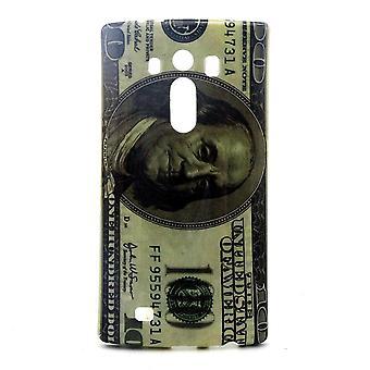 Följenoten 100 USD i TPU gummi för LG G4
