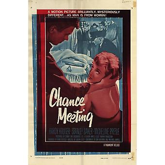 Chance Meeting Movie Poster (11 x 17)