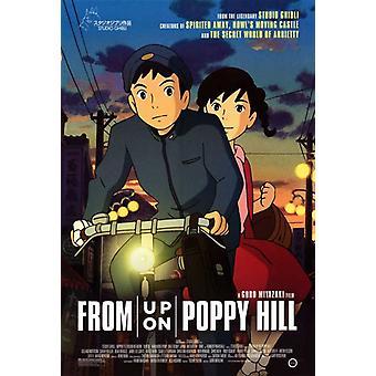 Von oben auf Poppy Hill-Film-Poster (11 x 17)