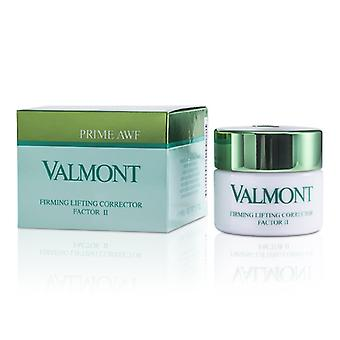 AWF Valmont premier raffermissant Lifting correcteur facteur II 50ml / 1. 7 oz