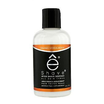 EShave After Shave Soother - Orange Sandalwood 180g/6oz
