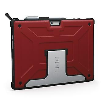 UAG Surface Pro 4 sag rød/sort-Visual emballage