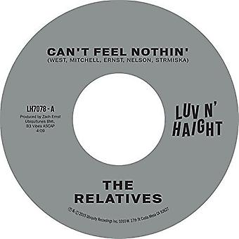 Relatives - Can't Feel Nothin / No Man Is an Island [Vinyl] USA import