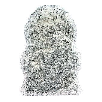 Faux Fur Grey Sheepskin