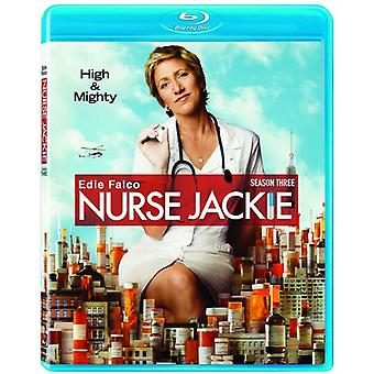 Nurse Jackie: Season 3 [BLU-RAY] USA import