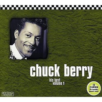 Chuck Berry - Chuck Berry: Vol. 1-hans bedste [CD] USA importerer