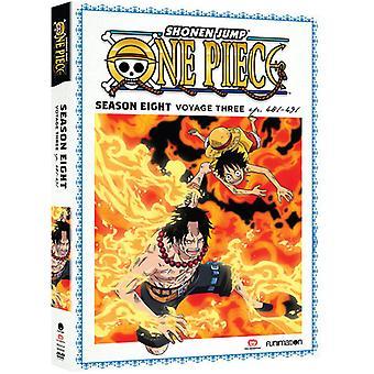 One Piece: Importare stagione otto Voyage tre [DVD] Stati Uniti d'America