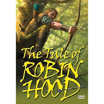 Tale of Robin Hood [DVD] USA import
