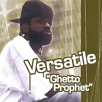 Vielseitig - Ghetto Prophet [CD] USA import