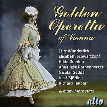 Golden Operetta of Vienna - Golden Operetta of Vienna [CD] USA import