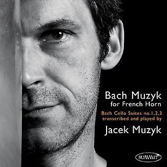 J.S. Bach - Bach: Muzyk para la importación de los E.e.u.u. trompa [CD]