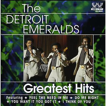 Detroit Emeralds - Greatest Hits [CD] USA import