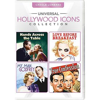 Universal Hollywood Icons Coll: Carole Lombard [DVD] USA import