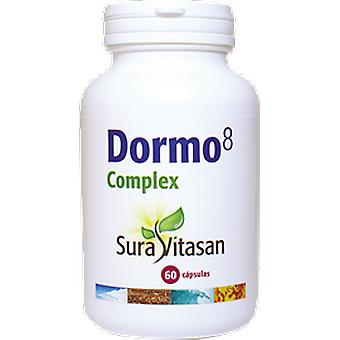 Sura Vitasan Dormo 8 Complex 60cap. (Vitamins & supplements , Special supplements)