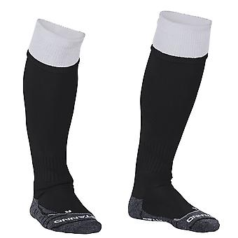 Stanno Combi Socks [black/white] junior