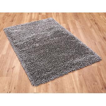 Twilight 9999-zilver licht grijze rechthoek tapijten Plain/bijna Plain tapijten