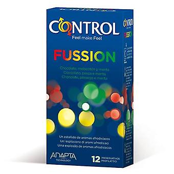 Control Control Fussion 12 pcs. (Hygiene and health , Sexual health , Condoms)