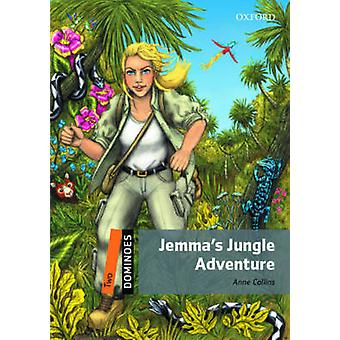 Dominoes Two Jemmas Jungle Adventure by Anne Collins