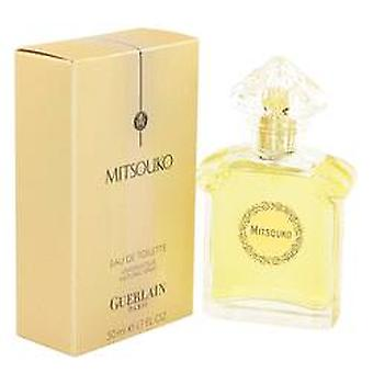 Guerlain Mitsouko Eau de Toilette 50ml EDT Spray