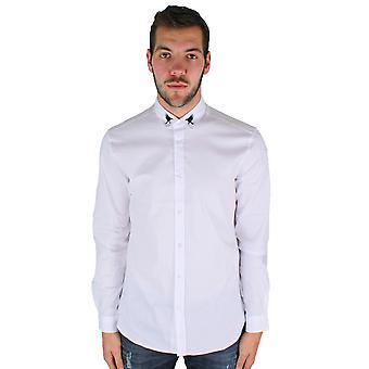 Just Cavalli S03DL0169 100 N38765 White Shirt