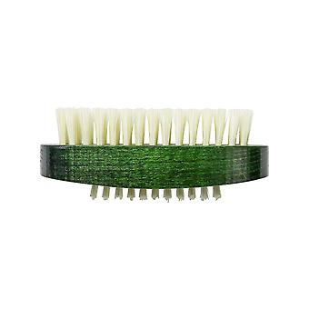 Kent Art 8 Nail Brush Bottle Green