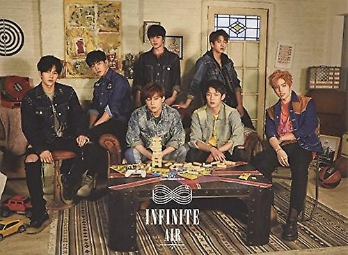 Infinite - Air  Limited a Version [CD] USA import