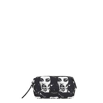 Marc Jacobs women's M0008323 black polyester beauty case