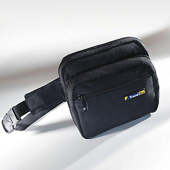 Waistbag with two spacious compartments. (Metro Pouch)