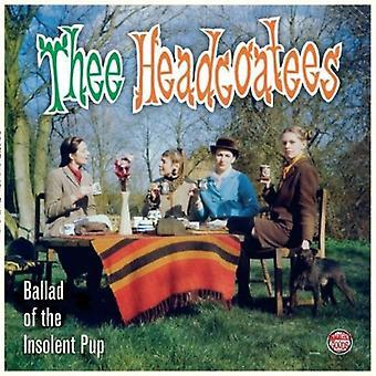 Dig Headcoatees - Balladen om den uforskammede Pup [Vinyl] USA importerer
