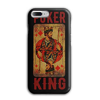 Poker Diamond koning iPhone Case 5/5S 6/6S 6Plus/6SPlus 7/7Plus 8/8Plus | Wellcoda