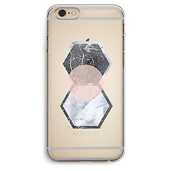 iPhone 6 Plus / 6 s Plus transparentes Gehäuse (Soft) - Creative touch