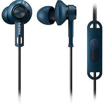 Sports Headphones Philips SHQ2405BL ActionFit In-ear