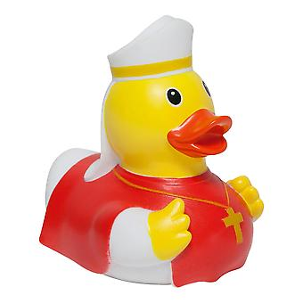 Lilalu Bishop Rubber Duck Bathtime Toy