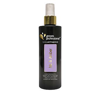 Groom Professional Exclusive Iris & Amber Fragrance 200ml
