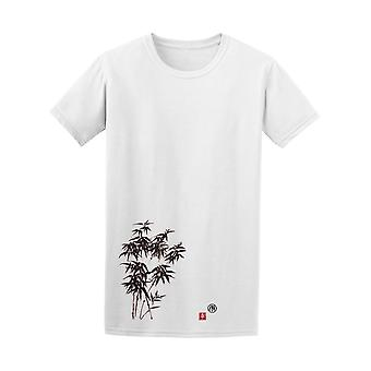 Bamboo Tree Traditional Japanese Tee Men's -Image by Shutterstock