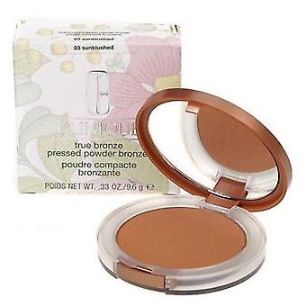 Clinique True Bronze Bräunungskompaktpulver 9,6 gr (Make-up , Gesicht , Bräunungscreme)