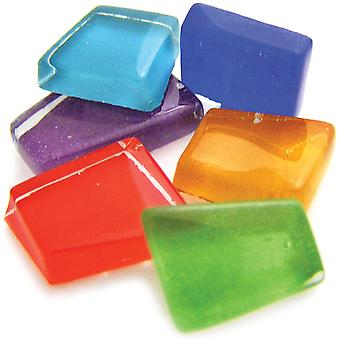 Crafter's Cut Assorted Sparkle 1 2 Pound Pkg Cc Sp