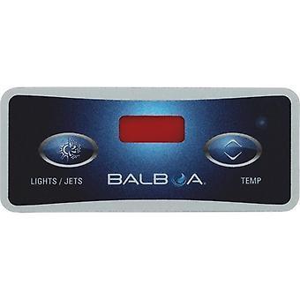Balboa 10694 Overlay Lite Leader 2 Button Control Panel