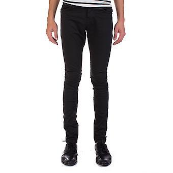 Balenciaga Men's Slim Fit Pants Black