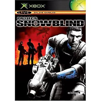 Project Snowblind (Xbox) - Factory Sealed