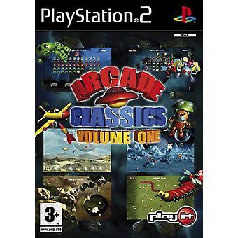 Arcade Classics - Vol en (PS2)