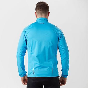 New Gore Men's R3 GORE-TEX MTB Road Cycling Jacket Blue