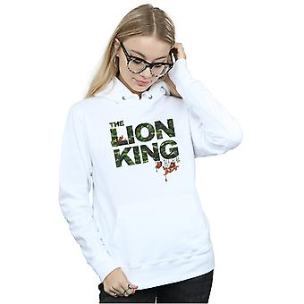 Disney Women's The Lion King Jungle Camo Hoodie