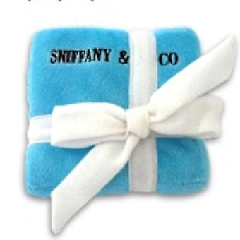 Sniffany & Co. pluche Gift Box hond speelgoed