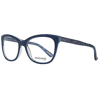 GUESS by MARCIANO women's blue glasses