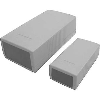 Axxatronic 3400-21-UL Universal enclosure 190 x 100 x 40 Acrylonitrile butadiene styrene Light grey 1 pc(s)