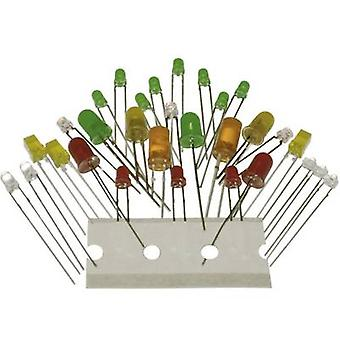 Kemo S036 LED set Red, Green, Yellow